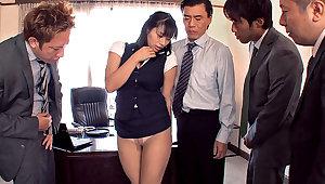 Secretary Hana Takes On The Freed Office