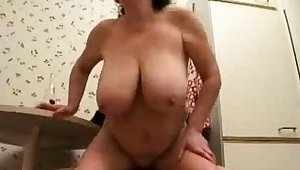Russian mature wife cheating less young ladies'